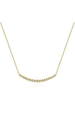 Gabriel & Co. Lusso Diamond Necklace NK5796Y45JJ product image