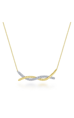 Gabriel & Co. Hampton Diamond Necklace NK5830M45JJ product image