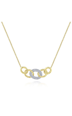 Gabriel & Co. Hampton Diamond Necklace  NK5847M45JJ product image