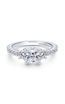 Gabriel & Co. Entwined Engagement ring ER12662S3W44JJ product image