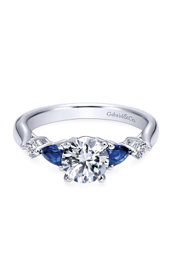 Gabriel New York Contemporary Engagement ring ER6002W44SA product image