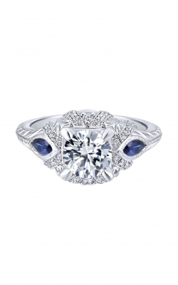 Gabriel New York Victorian Engagement ring ER12583R4W44SA product image
