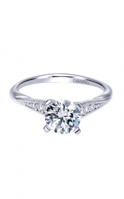 Gabriel & Co. Contemporary Engagement ring ER11750R4W44JJ product image