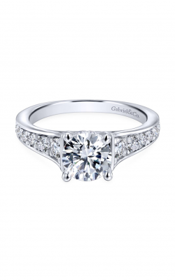 Gabriel New York Contemporary Engagement ring ER12277R4W44JJ product image