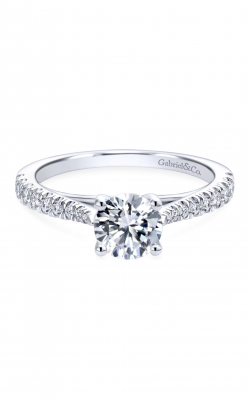 Gabriel New York Contemporary Engagement ring ER12291R3W44JJ product image