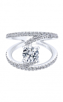 Gabriel New York Nova Engagement ring ER12416R4W44JJ product image
