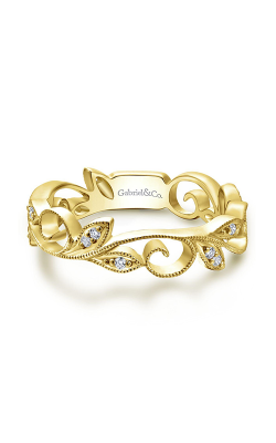 Gabriel & Co. Stackable Fashion Ring LR4593Y45JJ product image