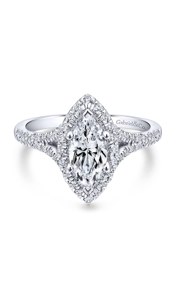 Gabriel New York Entwined Engagement ring ER12649M4W44JJ product image