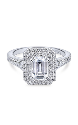 Gabriel & Co. Entwined Engagement ring ER12650E4W44JJ product image