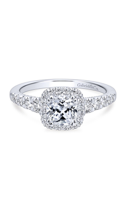 Gabriel & Co. Entwined Engagement Ring ER12658C4W44JJ product image