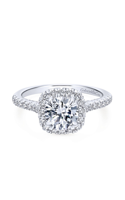Gabriel New York Entwined Engagement ring ER12664R4W44JJ product image