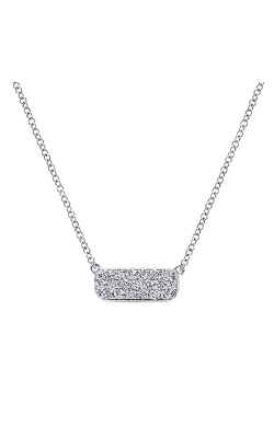 Gabriel New York Lusso Diamond Necklace NK4943W45JJ product image