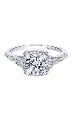 Gabriel New York Entwined Engagement ring ER12670R4W44JJ product image