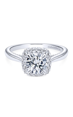 Gabriel New York Entwined Engagement ring ER12672R4W44JJ product image