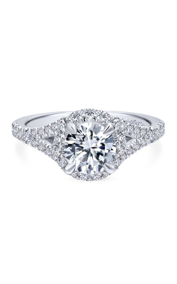 Gabriel New York Entwined Engagement ring ER12766R4W44JJ product image