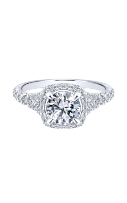 Gabriel & Co. Entwined Engagement ring ER12813R4W44JJ product image