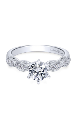 Gabriel New York Victorian Engagement ring ER3848W44JJ product image