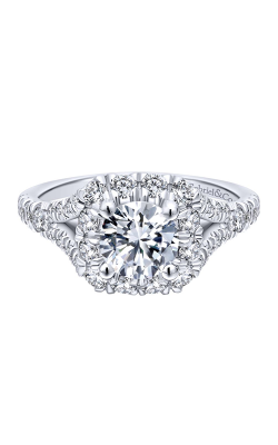 Gabriel & Co. Blush Engagement Ring ER12830R4T44JJ product image