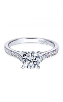 Gabriel New York Contemporary Engagement Ring ER7444W44JJ product image