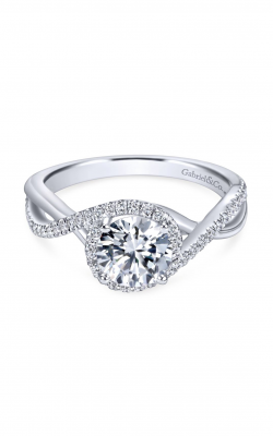 Gabriel New York Contemporary Engagement ring ER7804W44JJ product image