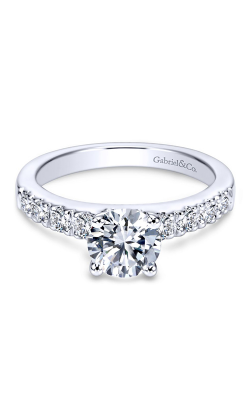 Gabriel & Co. Contemporary Engagement Ring ER3950W44JJ product image