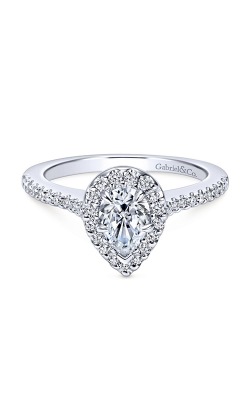 Gabriel New York Contemporary Engagement Ring ER5828W44JJ product image