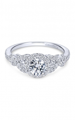 Gabriel New York Contemporary Engagement ring ER6951W44JJ product image