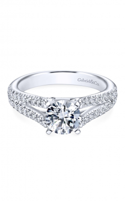 Gabriel & Co. Contemporary Engagement ring ER6666W44JJ product image