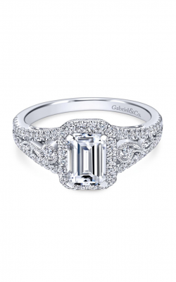 Gabriel New York Contemporary Engagement ring ER7740W44JJ product image
