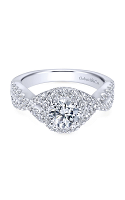 Gabriel New York Contemporary Engagement ring ER5798W44JJ product image