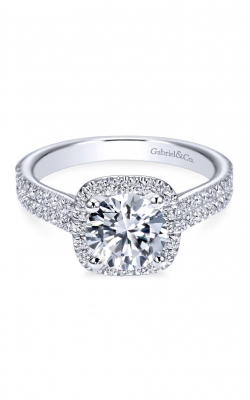 Gabriel New York Contemporary Engagement ring ER6984W44JJ product image