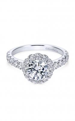 Gabriel New York Contemporary Engagement ring ER7292W44JJ product image