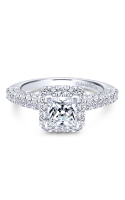 Gabriel & Co. Infinity Engagement Ring ER12951S4W44JJ product image