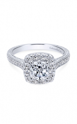 Gabriel New York Victorian Engagement ring ER7500W44JJ product image