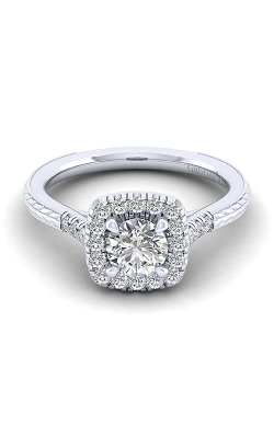 Gabriel & Co. Victorian Engagement ring ER11292W44JJ product image