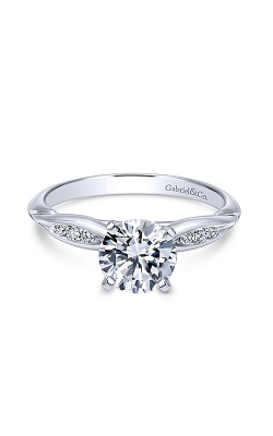 Gabriel & Co. Contemporary Engagement ring ER11749R3W44JJ product image