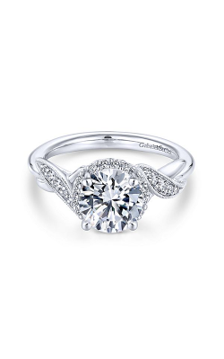 Gabriel New York Contemporary Engagement ring ER11828R4W44JJ product image