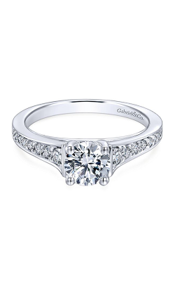 Gabriel & Co. Contemporary Engagement ring ER12276R3W44JJ product image