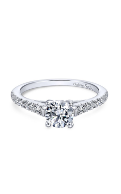 Gabriel New York Contemporary Engagement ring ER12297R3W44JJ product image