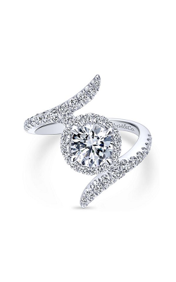 Gabriel & Co. Nova Engagement Ring ER12590R4W44JJ product image