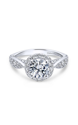 Gabriel & Co. Entwined Engagement ring ER12606R4W44JJ product image