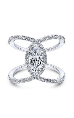 Gabriel & Co. Nova Engagement ring ER12644M4W44JJ product image