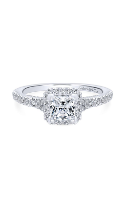 Gabriel & Co. Entwined Engagement Ring ER12671S3W44JJ product image
