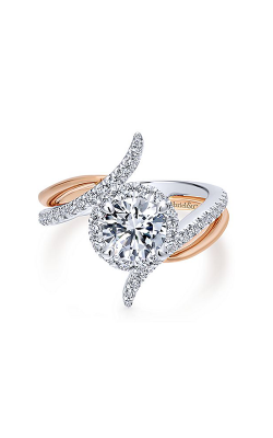 Gabriel & Co. Nova Engagement ring ER12758R4T44JJ product image