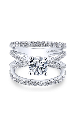 Gabriel New York Nova Engagement ring ER12819R4W44JJ product image