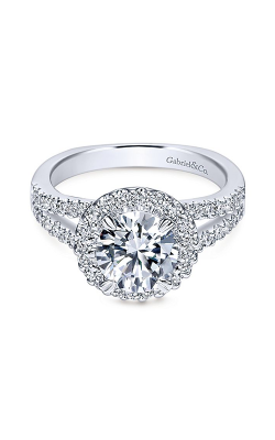 Gabriel New York Contemporary Engagement ring ER4112W44JJ product image