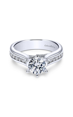 Gabriel New York Contemporary Engagement ring ER4185W44JJ product image