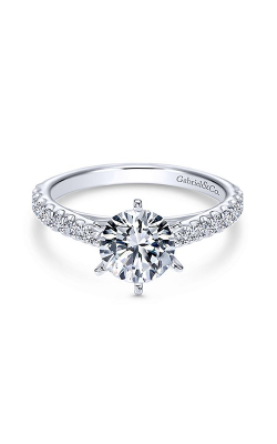 Gabriel New York Contemporary Engagement ring ER6692W44JJ product image