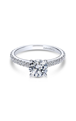 Gabriel & Co. Contemporary Engagement ring ER6700W44JJ product image