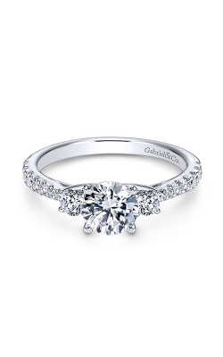 Gabriel New York Contemporary Engagement ring ER7460W44JJ product image
